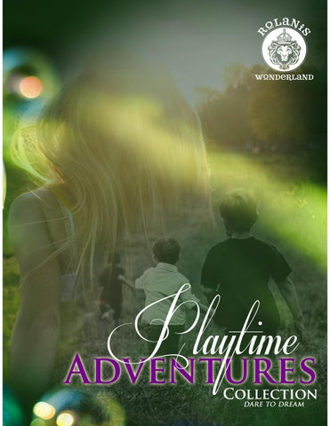 Playtime Adventures Collection - Rolani's Wonderland