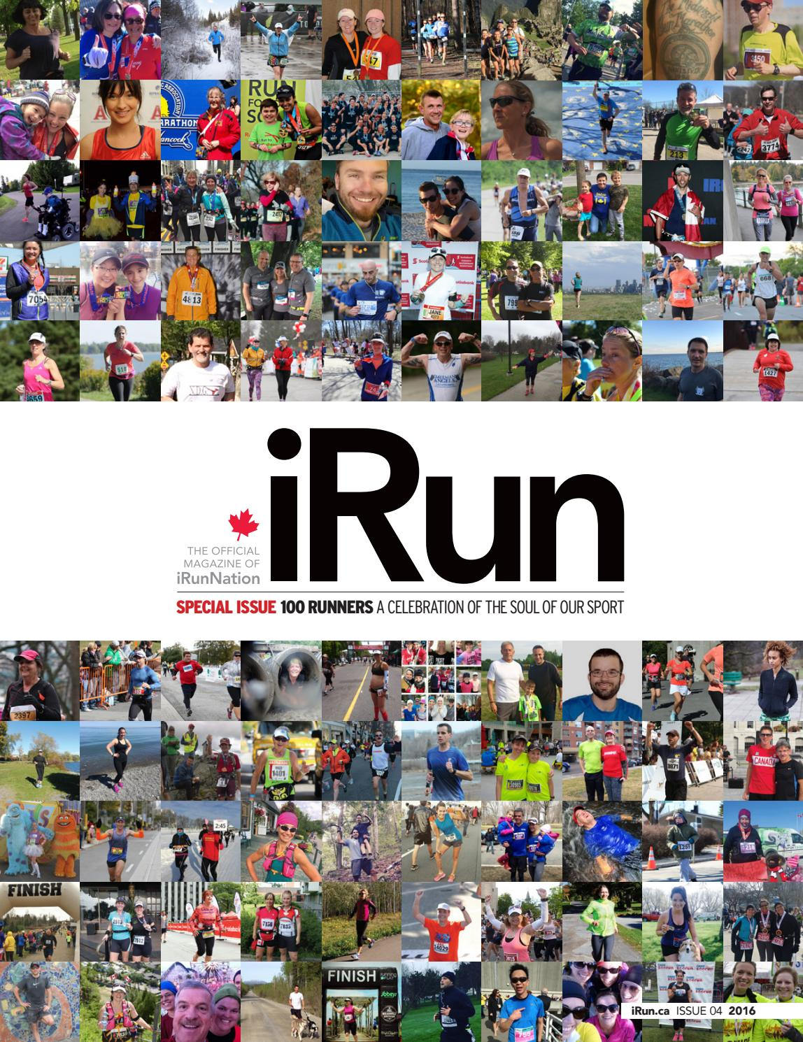 iRun ISSUE        by iRun magazine   issuu
