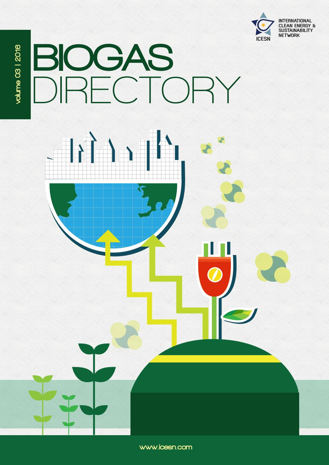 Biogas Directory 2016 By All Events Group Issuu