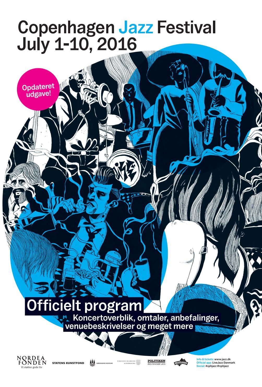 Copenhagen Jazz Festival 2016 by Copenhagen Jazz Festival - issuu