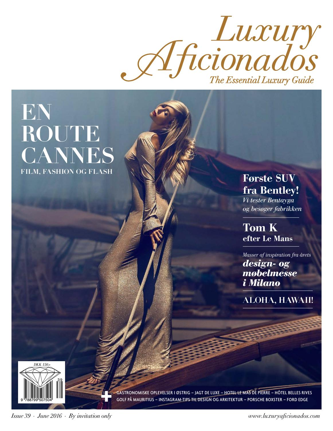Luxury aficionados #40 by l.a. media   issuu