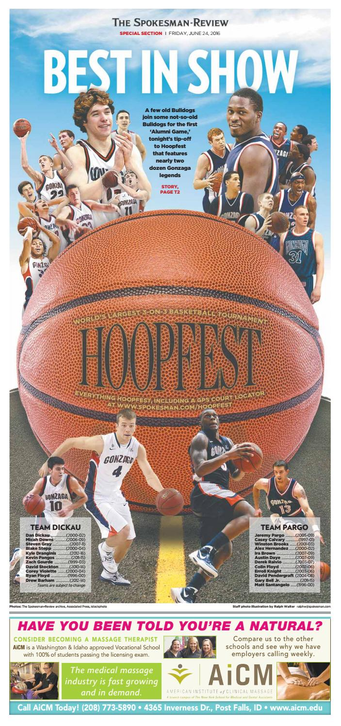 hoopfest by cowles publishing issuu