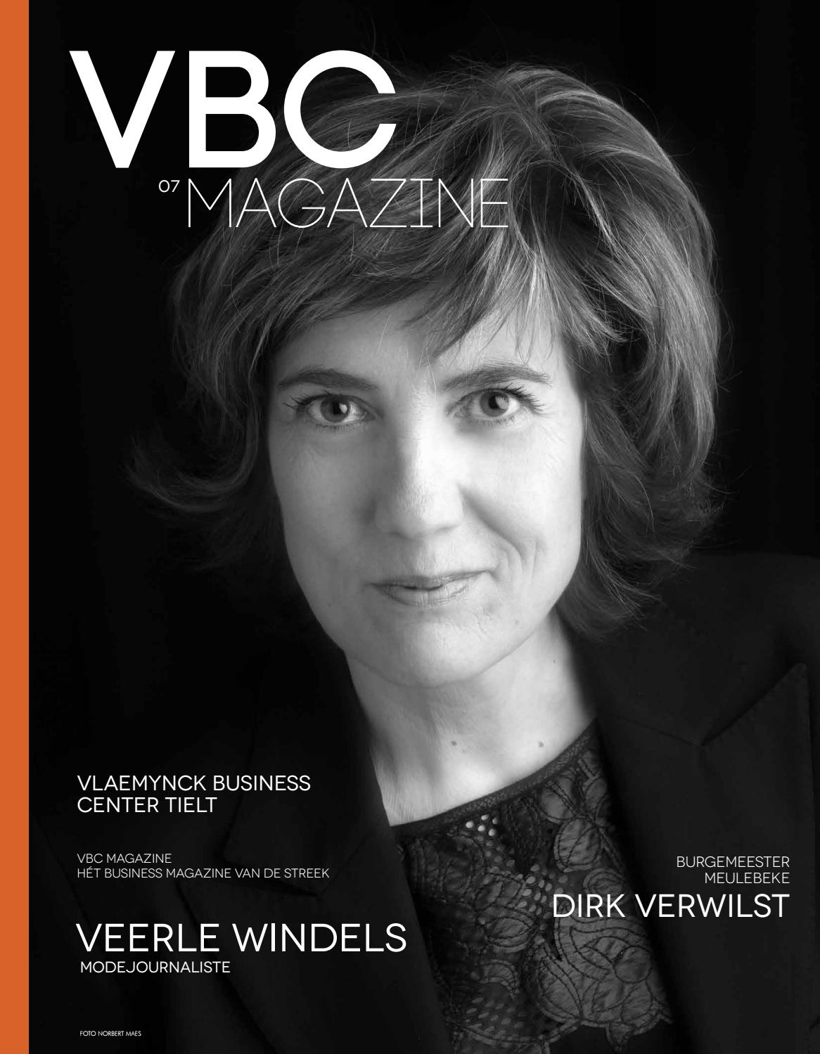 VBC magazine 06 - Januari-Juni 2016 by Vlaemynck Busines Center ...