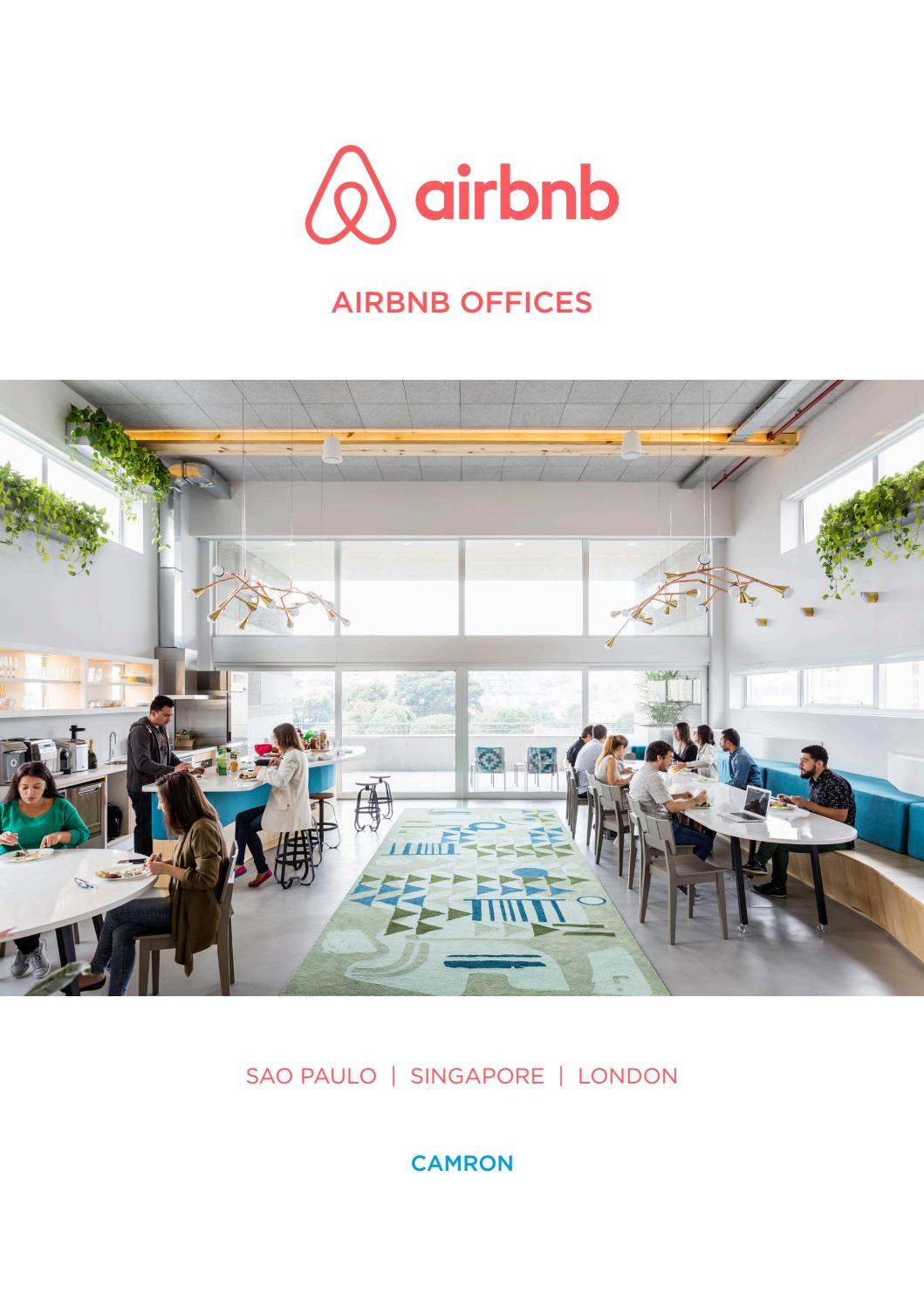 airbnb offices sao paolo singapore london by camron pr issuu airbnb office london threefold