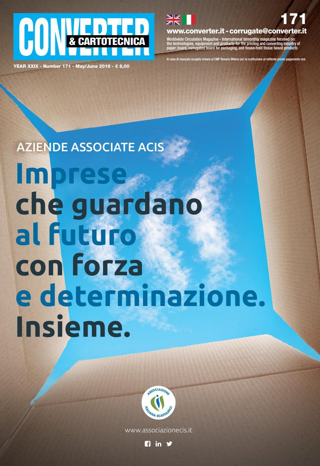 Converting Acimga Technology at Drupa by Edizioni Dativo Stefano ...