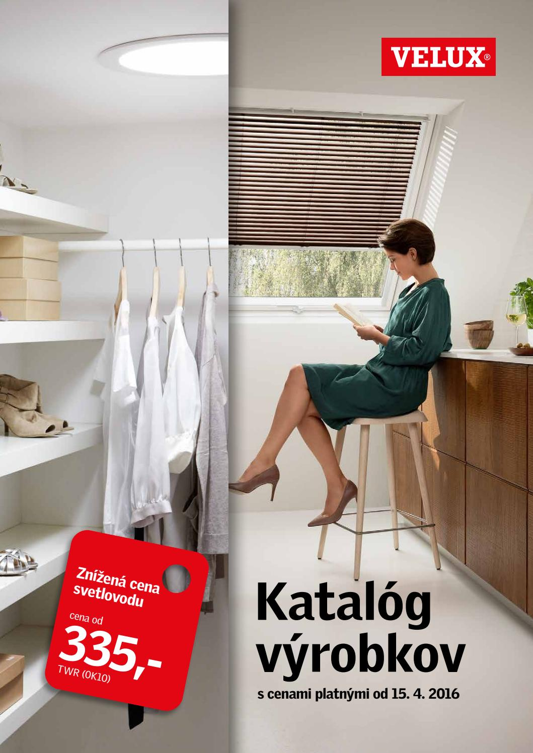 katal g velux by profi stavebniny s r o issuu. Black Bedroom Furniture Sets. Home Design Ideas