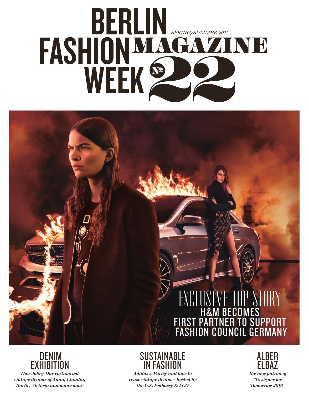 Berlin fashion week magazine 22 by premium exhibitions   issuu
