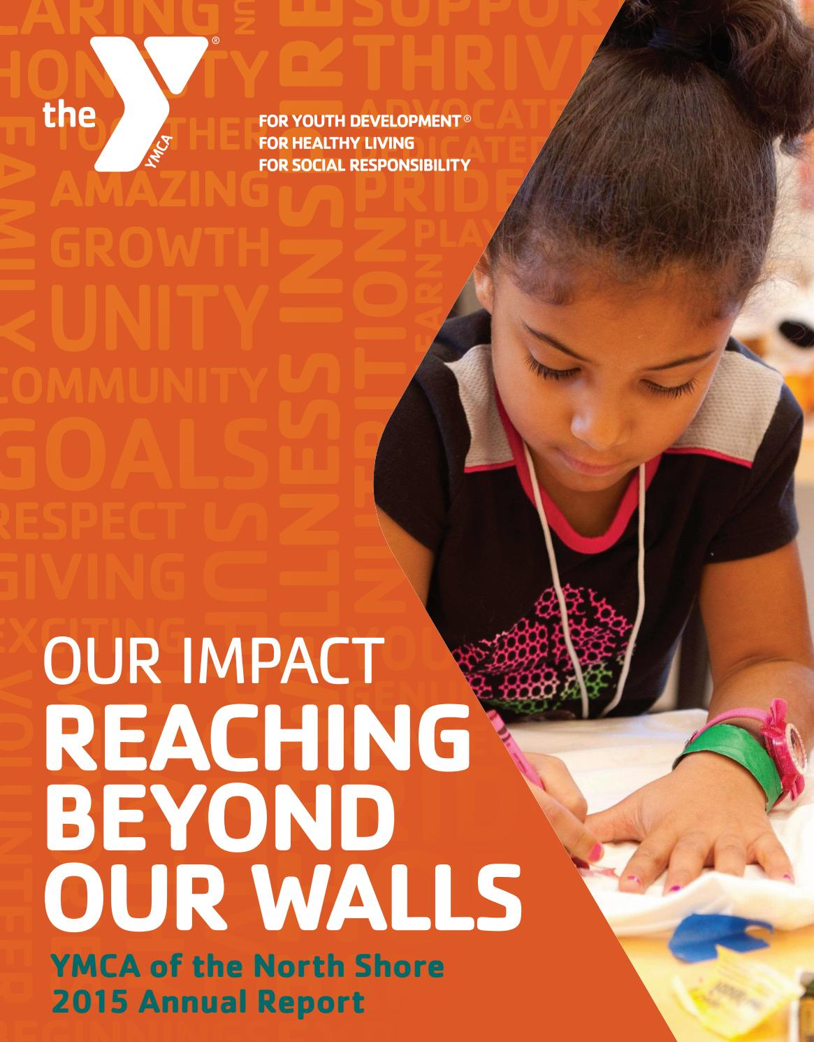 YMCA of Greater Syracuse           Annual Report by YMCA of     Issuu YMCA of the North Shore        Annual Report