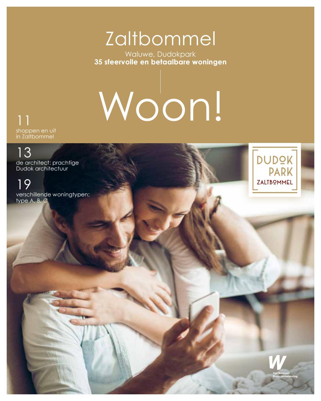 Woon!magazine: den bosch, orthen links fase 1 by van wanrooij bouw ...