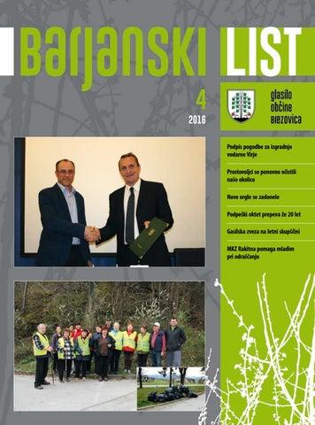 Barjanski list april 2016