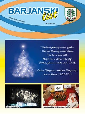Barjanski list december 2012