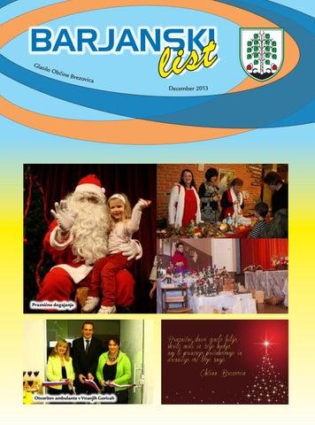 Barjanski list december 2013
