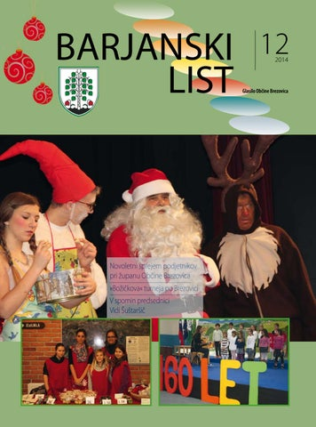 Barjanski list december 2014
