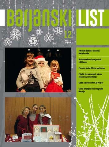 Barjanski list december 2015