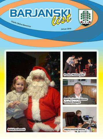 Barjanski list januar 2010