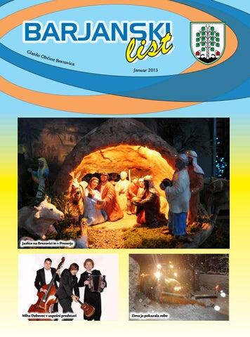 Barjanski list januar 2013