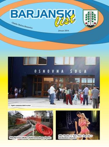 Barjanski list januar 2014