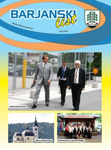 Barjanski list junij 2011