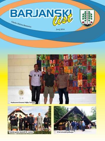 Barjanski list junij 2014