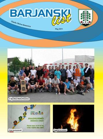 Barjanski list maj 2011