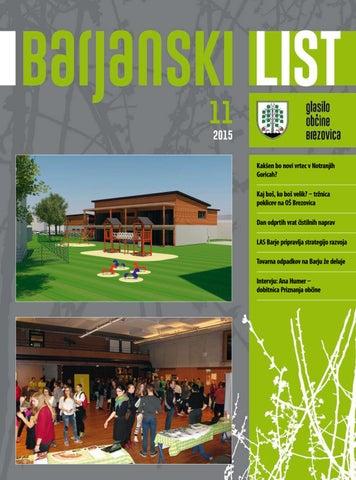 Barjanski list november 2015