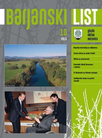 Barjanski list oktober 2015