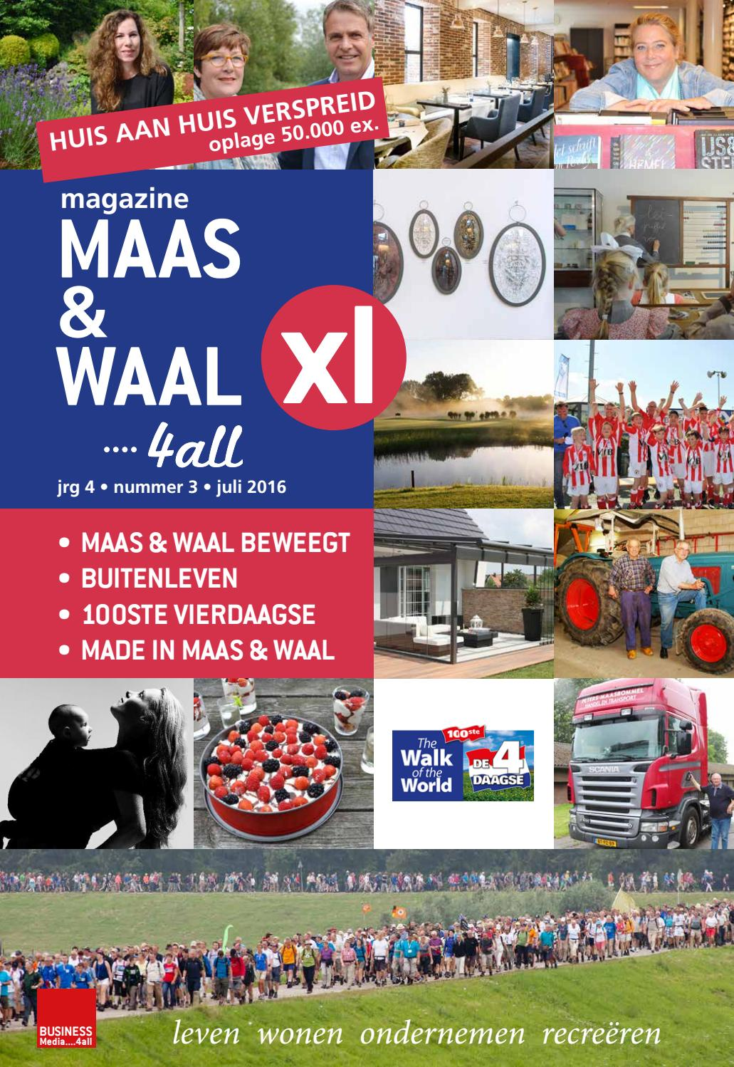 Tiel XL Rivierenland 4All by Business Media....4All - issuu