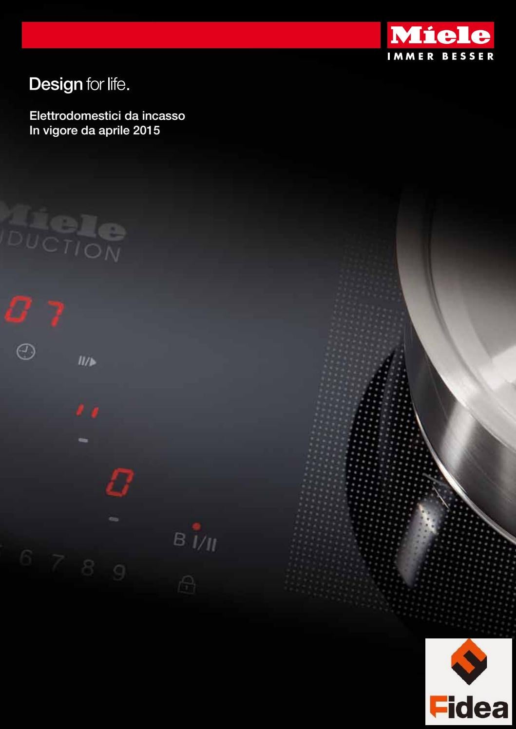 Catalogo gaggenau by Mobilpro - issuu