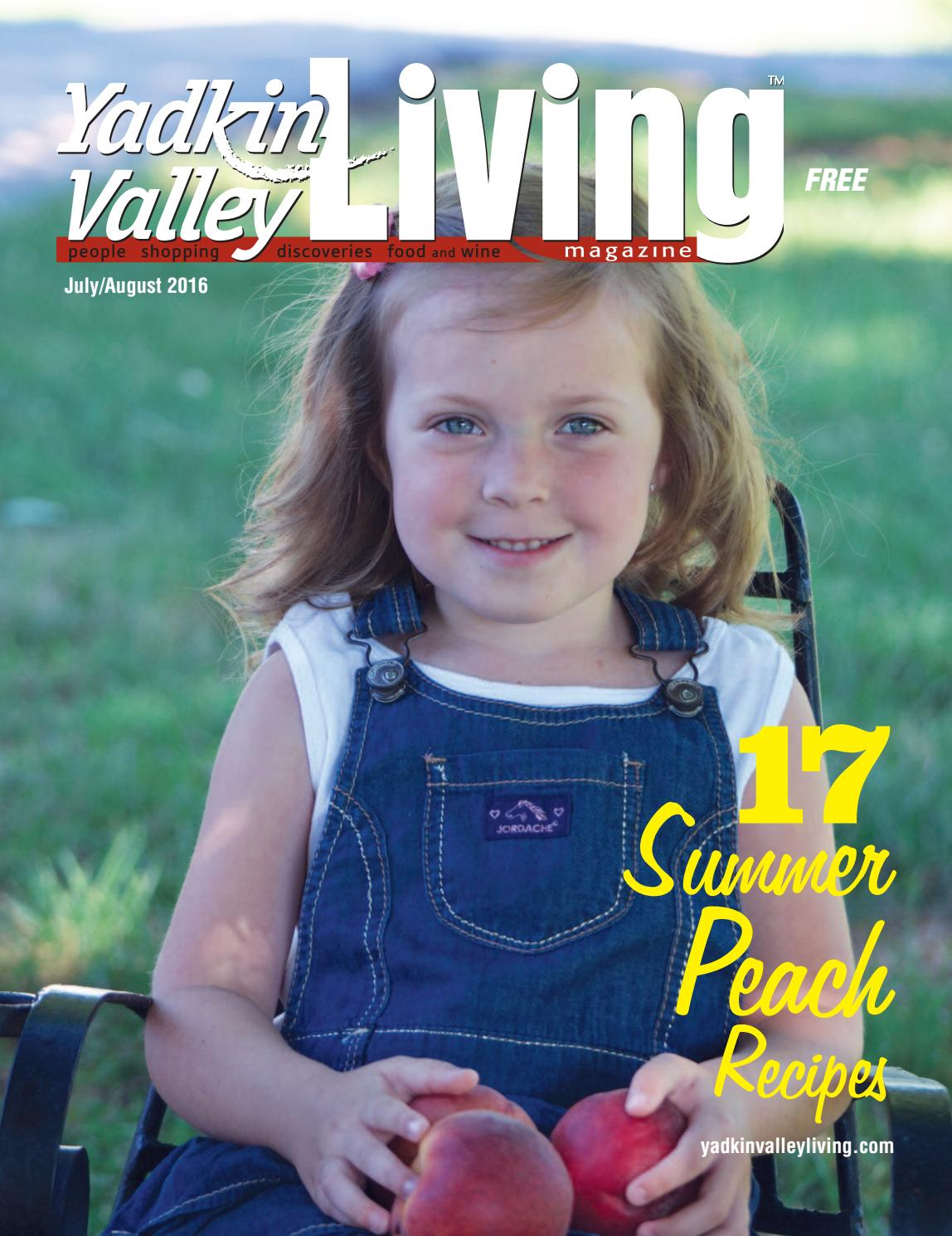 Yadkin Valley Living March April 14 By Yadkin Valley Living Issuu