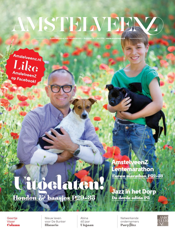 Amstelveenz magazine editie13 juli 2016 by amstelveenz.nl   issuu