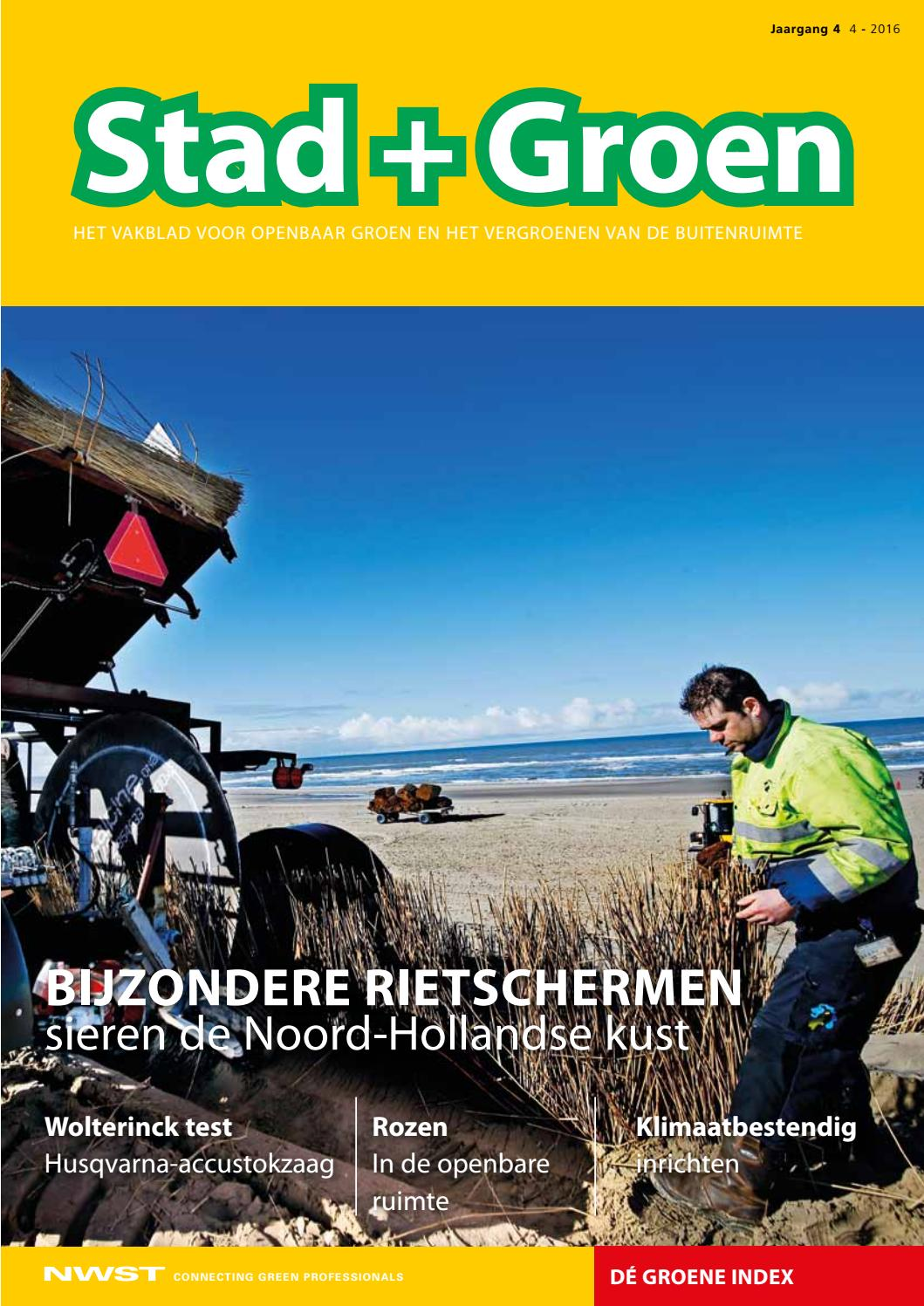 Stad en groen 8 2015 by nwst newstories   issuu
