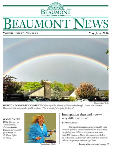 Beaumont News June 2016