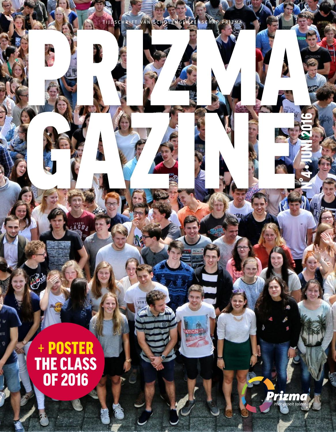 Prizmagazine juni 2016 issuu by prizma campus idp   issuu