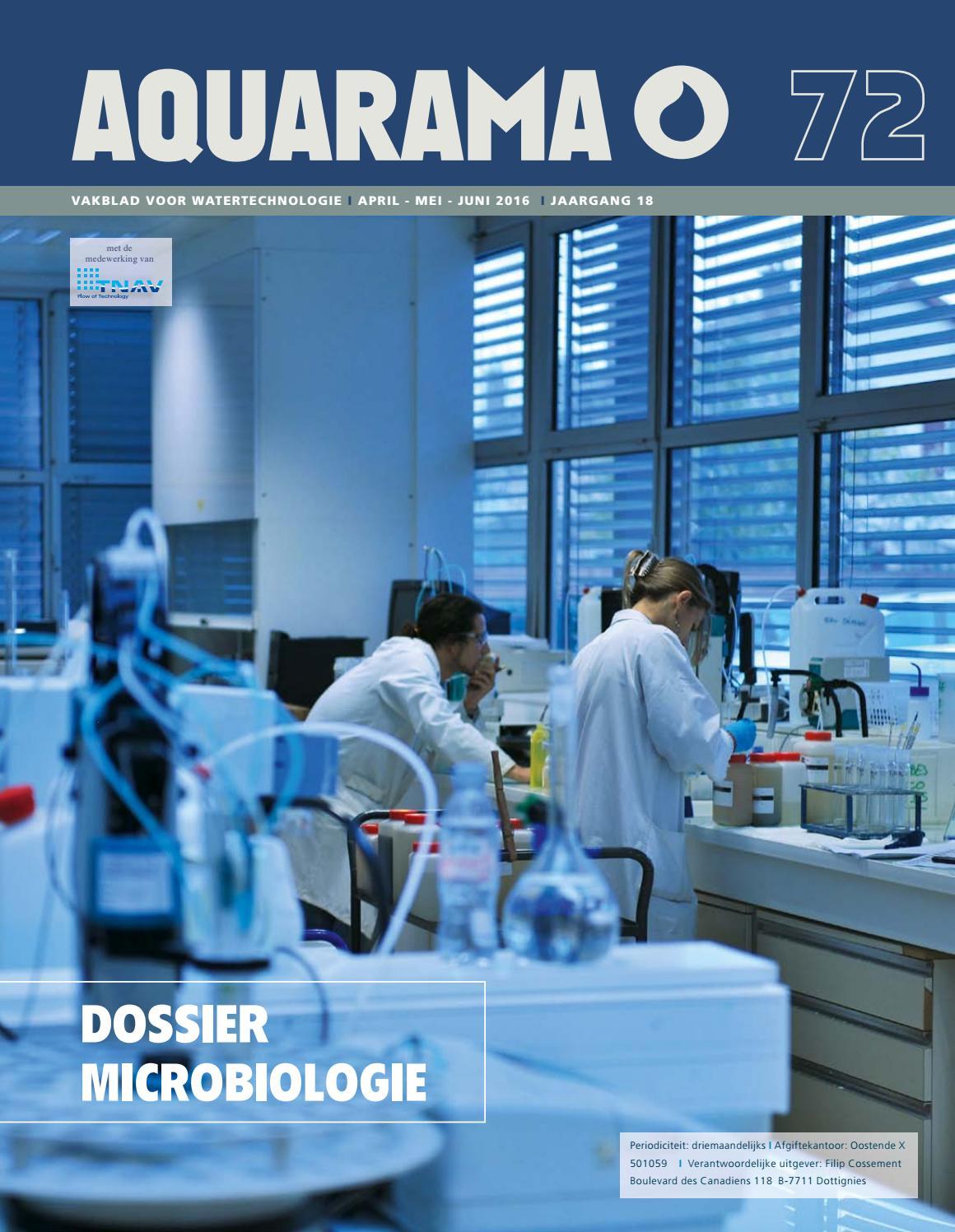 Aquarama 63 nl by aquaramamagazine   issuu