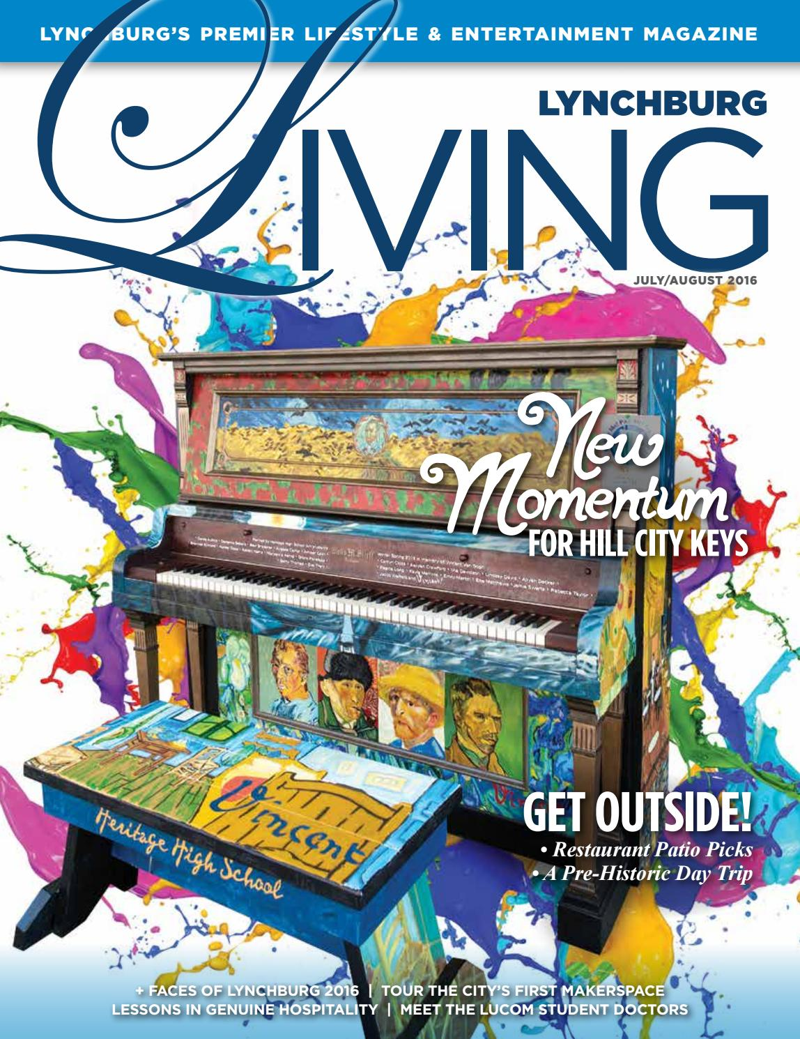 lynchburg living s best of lynchburg by vistagraphics lynchburg living magazine 2016