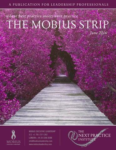Mobius Strip June 2016