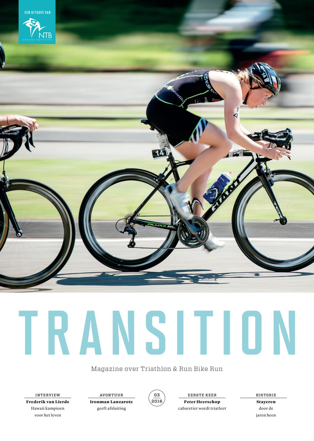 Transition #4 by nederlandse triathlon bond   issuu