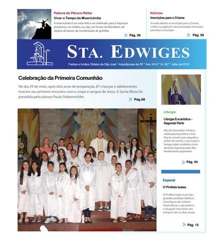 [Jornal Sta Edwiges (Julho/2016)]