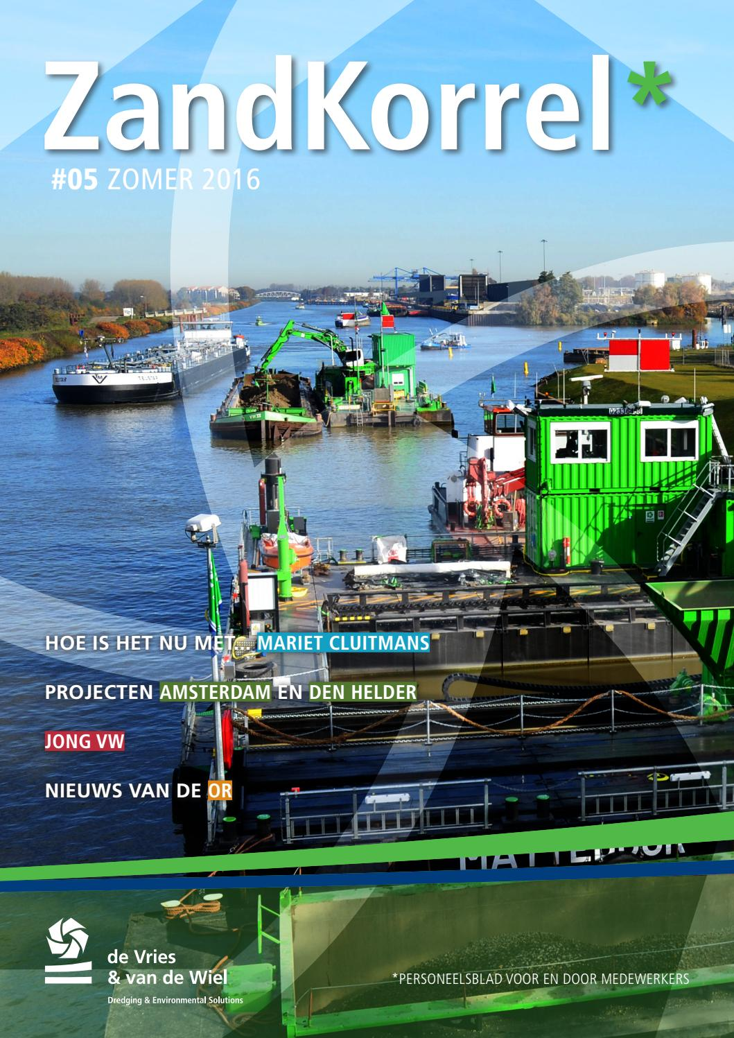 Atmosfeer editie 1   december 2006 by afvalstoffen terminal ...