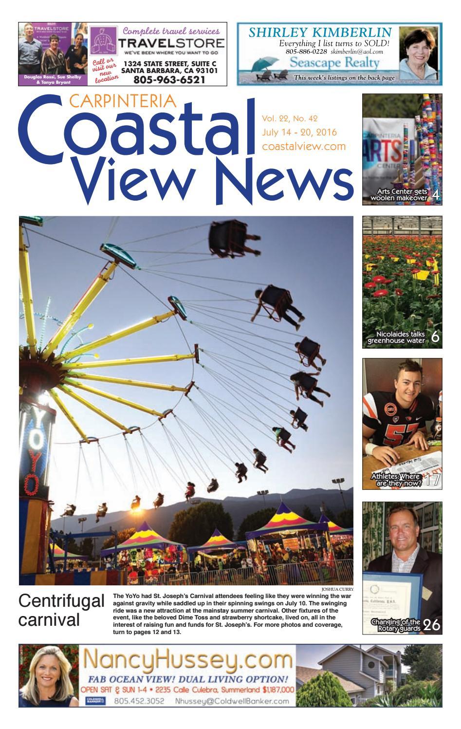 Cvn 092514 By Coastal View News Issuu