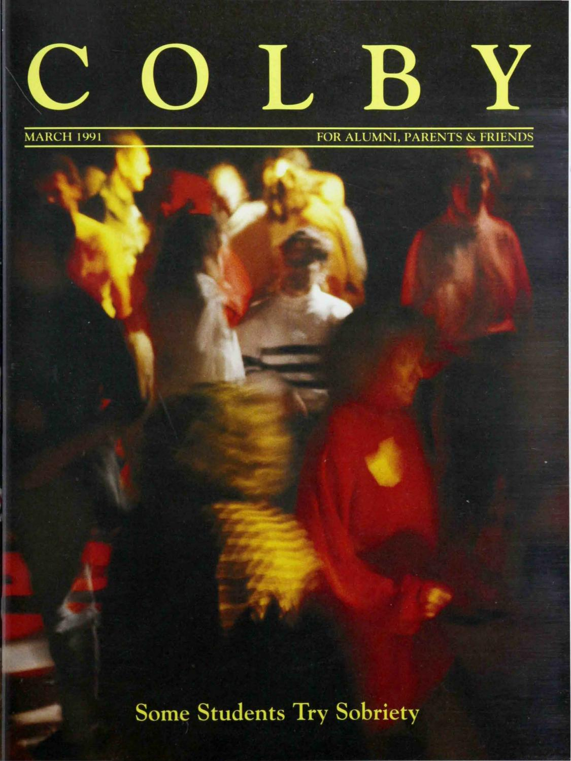 Colby magazine vol. 83, no. 2 by colby college libraries   issuu