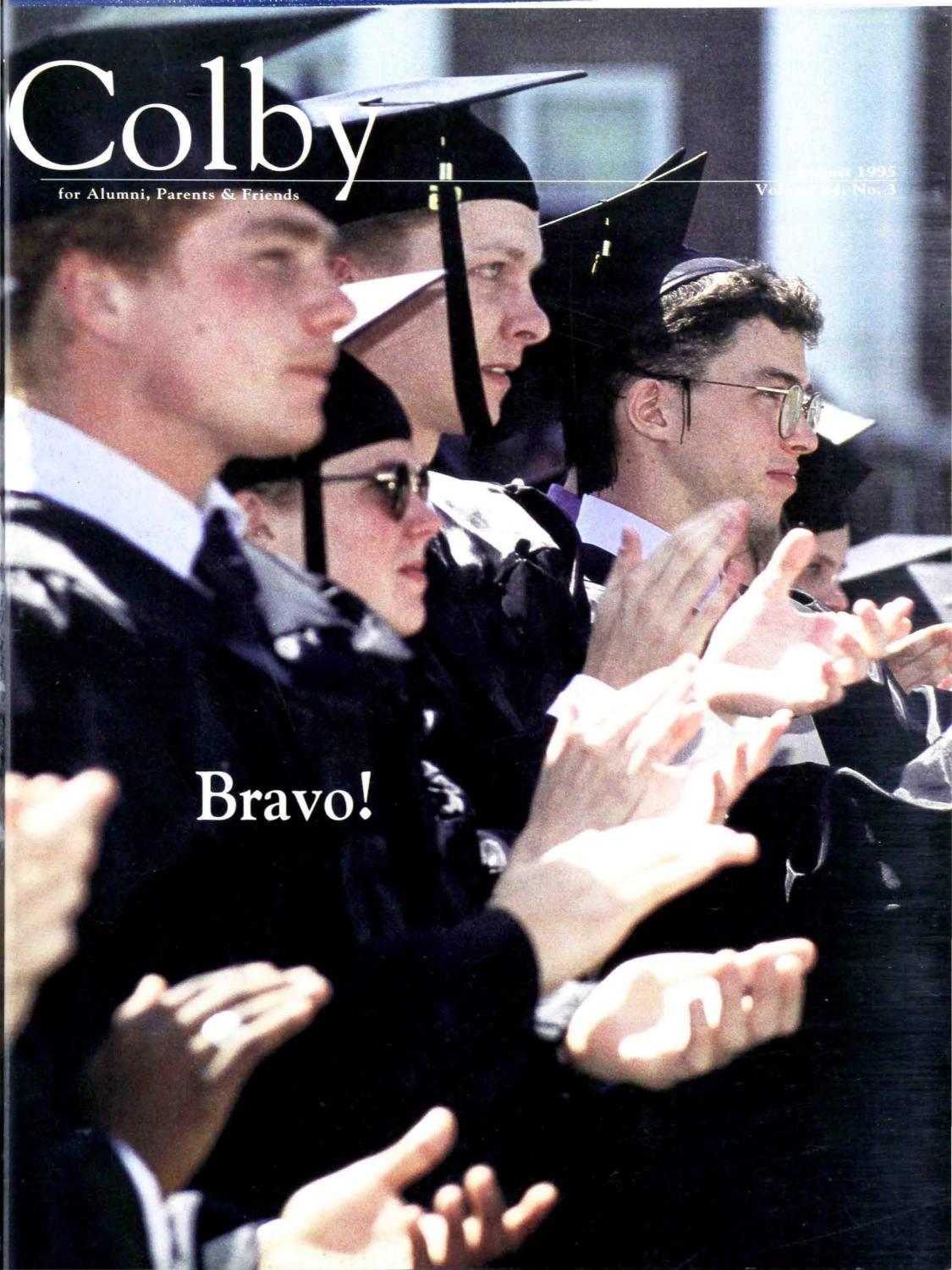 Colby magazine vol. 81, no. 2 by colby college libraries   issuu