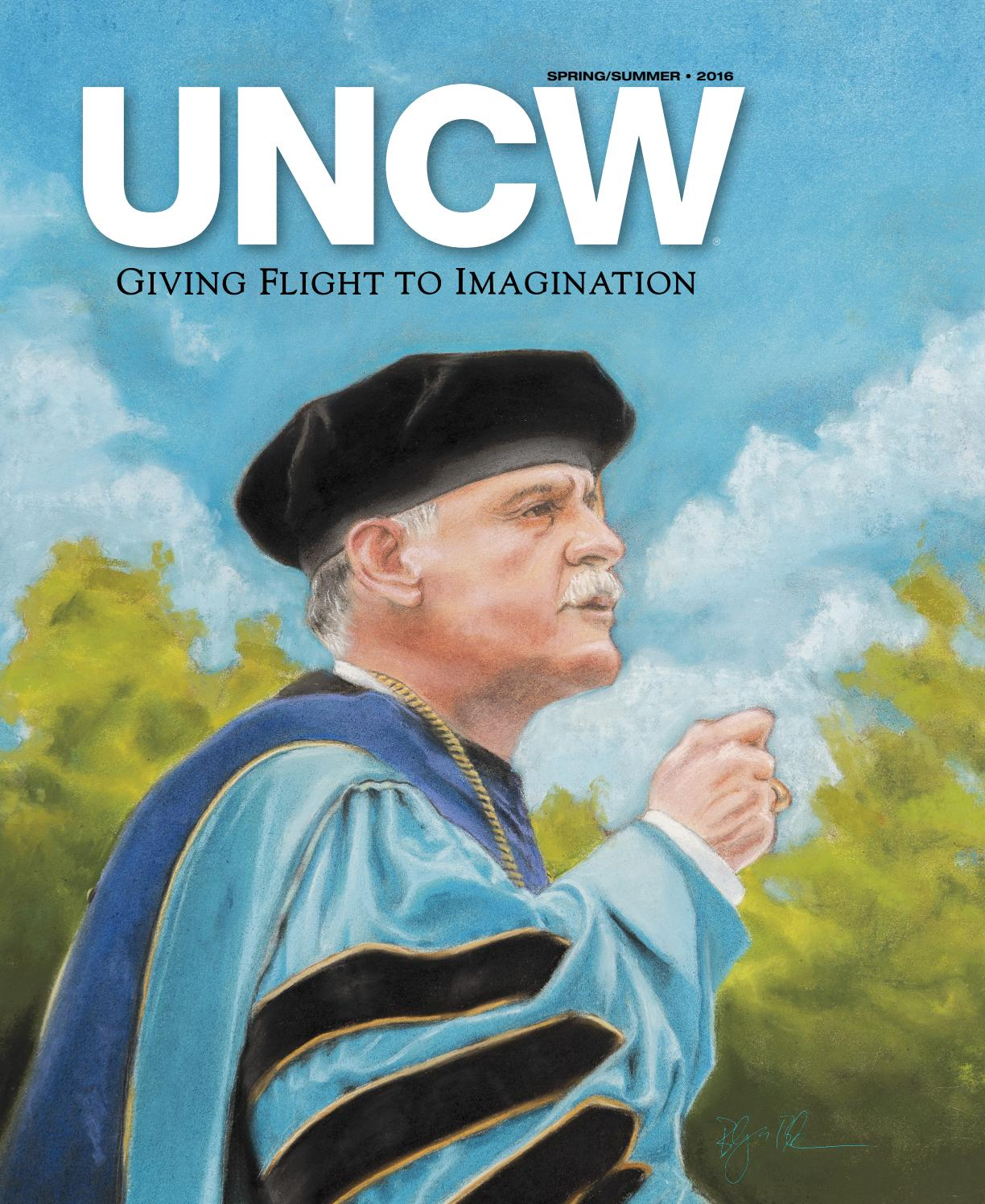uncw magazine winter 2015 by university of north carolina uncw magazine spring summer 2016