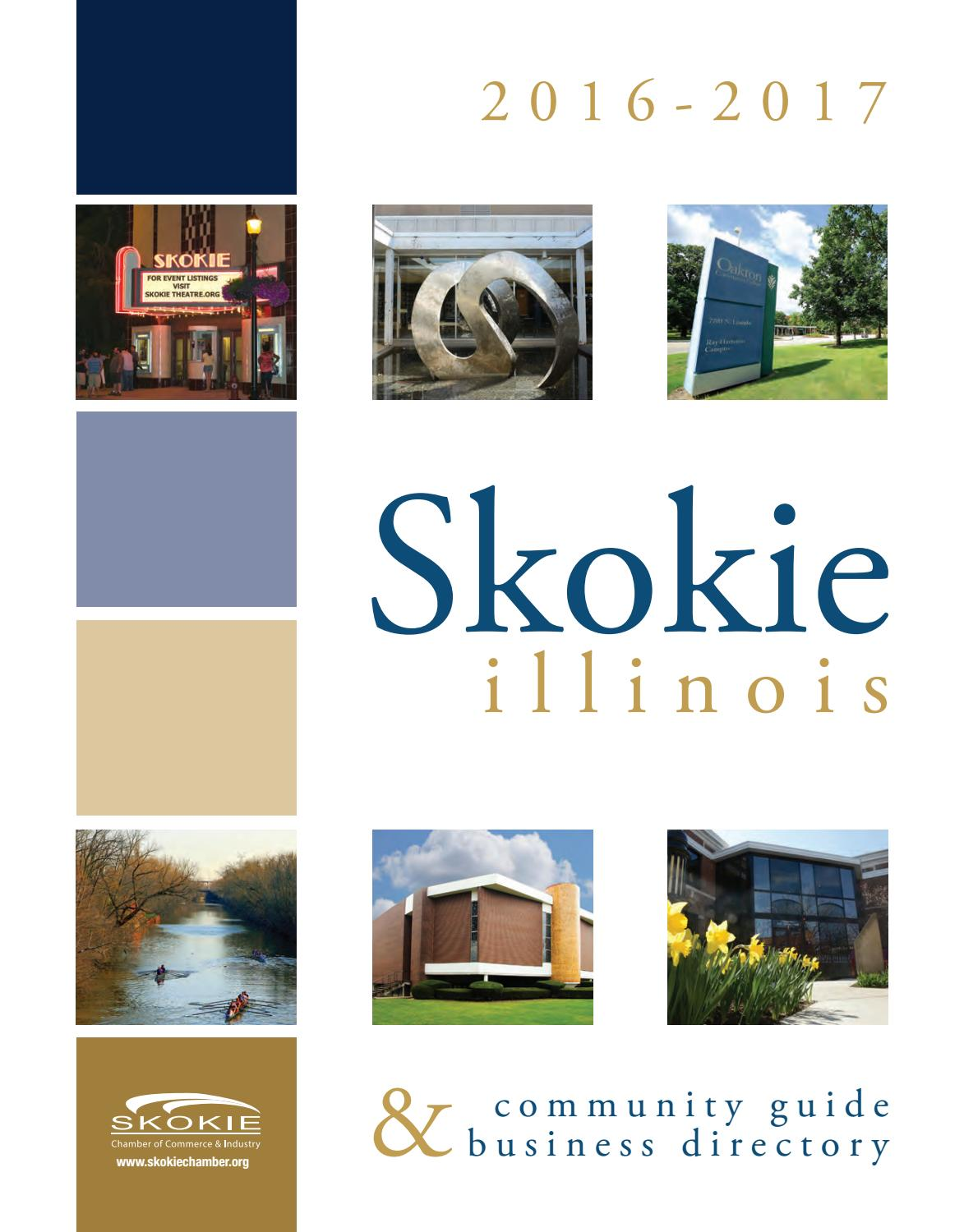 westerville chamber 2016 by cityscene media group issuu skokie il chamber profile