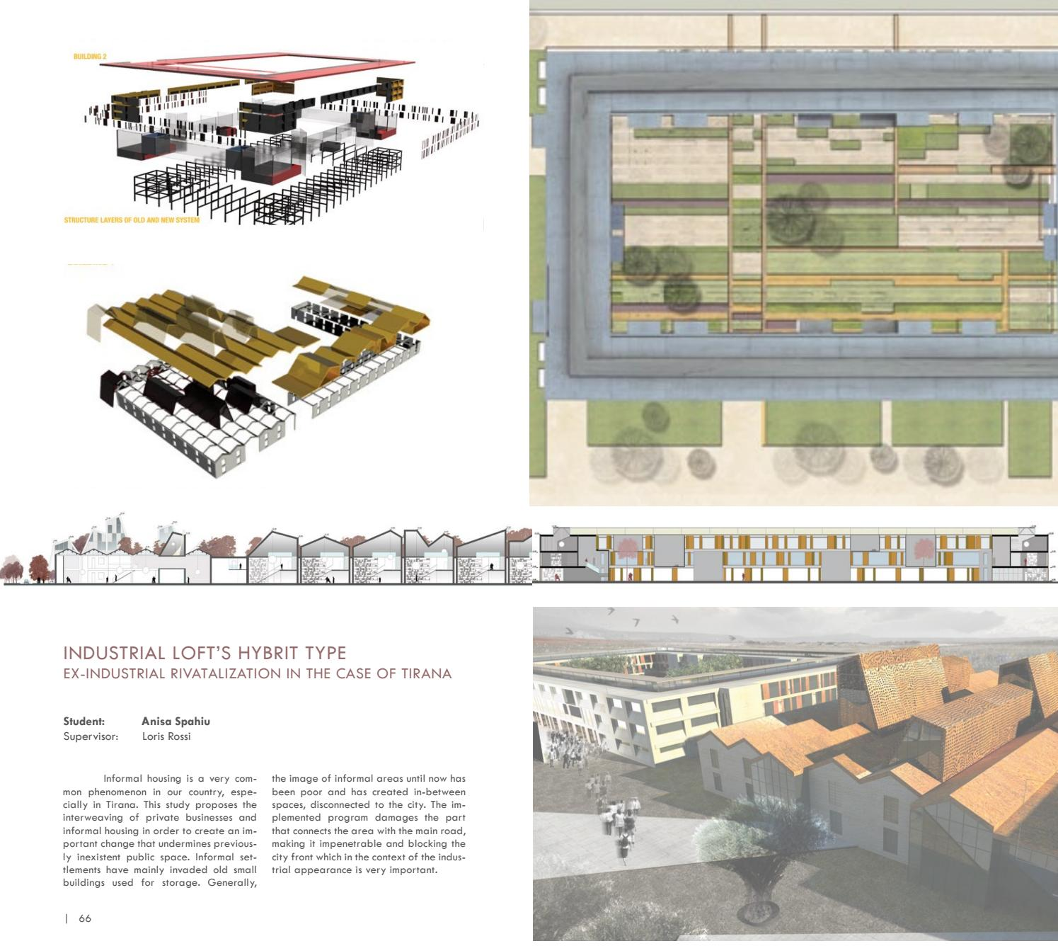 Faculty of Architecture, Engineering and Design - Thesis