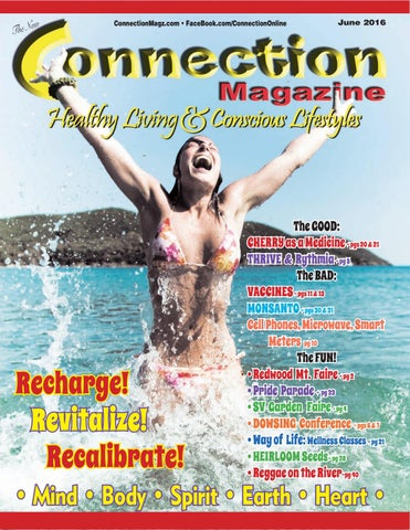 Connection Magazine June 2016 Issue