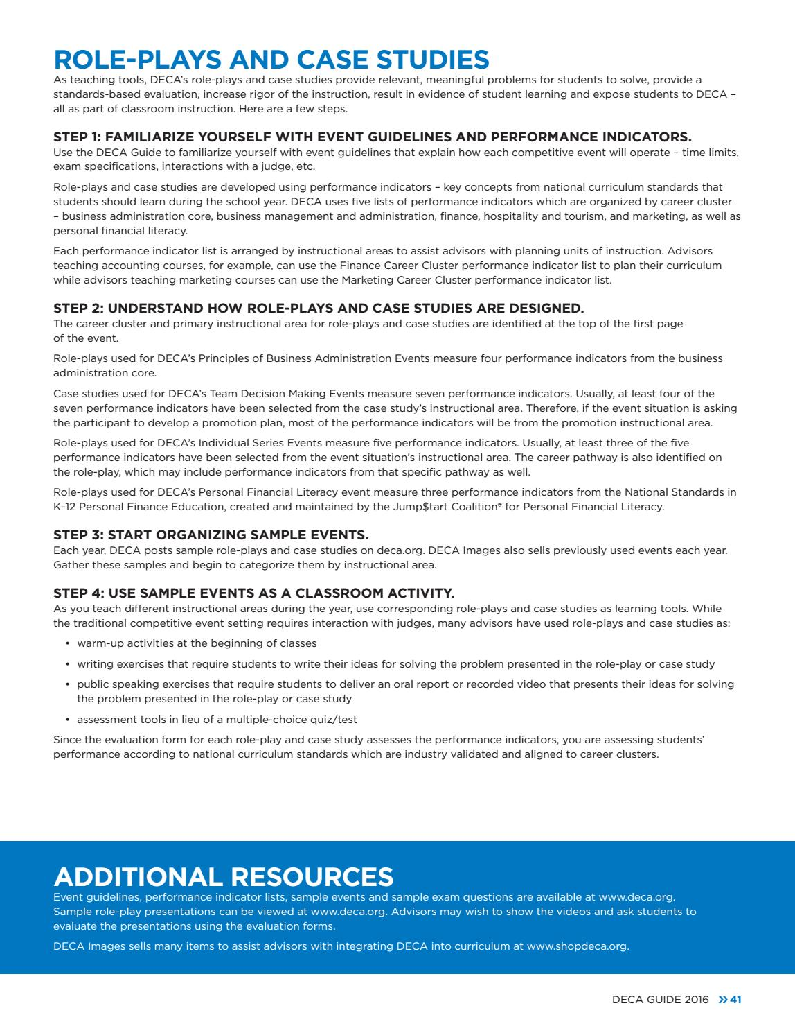 deca guide 2016 17 by deca inc page 43 issuu