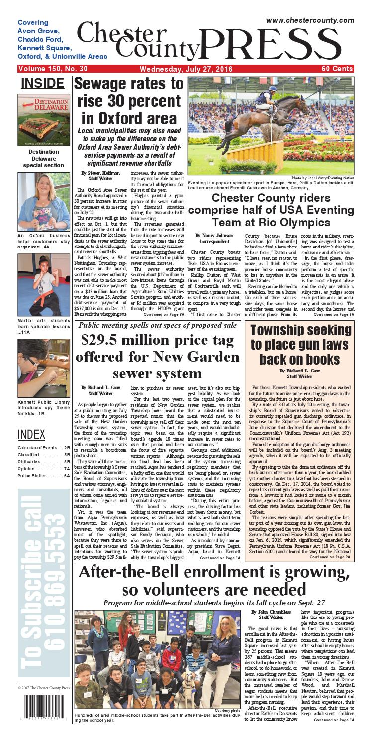 chester county press edition by ad pro inc issuu chester county press 07 27 2016 edition