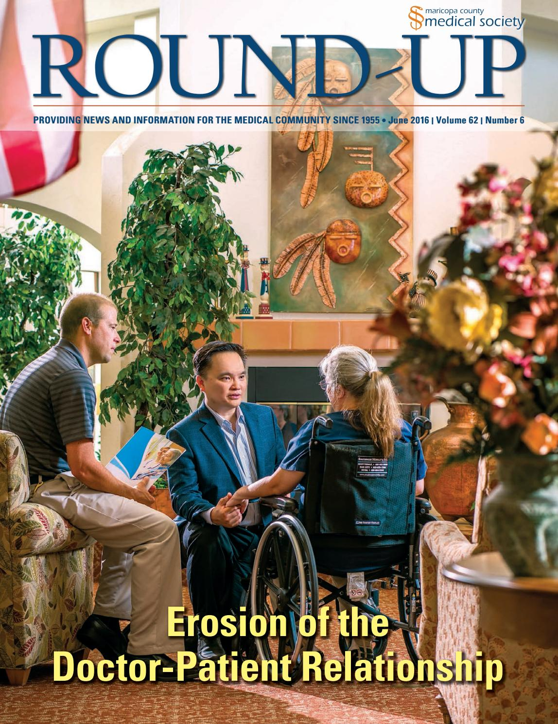 round up magazine 2016 by maricopa county medical society round up magazine 2016