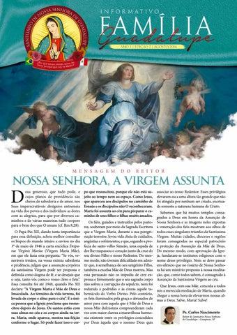 [Informativo Família Guadalupe – 7ª Edição]